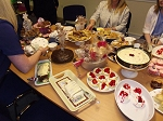 Glenhead Macmillan Cancer Support Coffee Morning